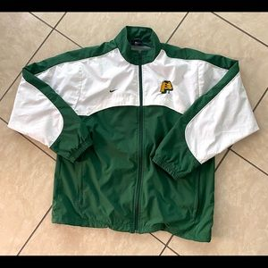 NBA INDIANA PACERS VINTAGE TRACK JACKET MENS